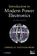 Introduction To Modern Power Electronics (2ND 10 Edition)