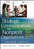 Strategic Communications For Nonprofit Organization Seven Steps To Creating A Successful Plan