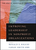 Improving Leadership in Nonprofit Organizations Cover