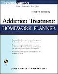 Practice Planners #252: Addiction Treatment Homework Planner