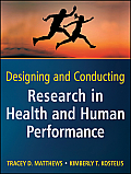 Designing and Conducting Research in Health and Human Performance (11 Edition) Cover