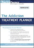 Addiction Treatment Planner 4th Edition