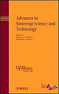 Ceramic Transactions #209: Advances in Sintering Science and Technology