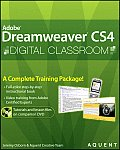 Adobe Dreamweaver CS4 Digital Classroom [With CDROM]