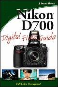 Digital Field Guide #199: Nikon D700 Digital Field Guide