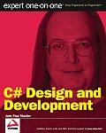 C# Design & Development Expert One on One