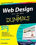Web Design All In One for Dummies 1st Edition