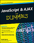 JavaScript & AJAX for Dummies (For Dummies)