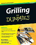 Grilling for Dummies (For Dummies) Cover