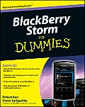 Blackberry Storm for Dummies (For Dummies)