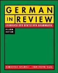German in Review (4TH 04 Edition)