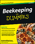 Beekeeping for Dummies (For Dummies) Cover
