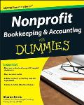 Nonprofit Bookkeeping For Dummies