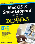Mac OS X Snow Leopard All-In-One for Dummies (For Dummies) Cover