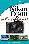 Nikon D300 Digital Field Guide Cover