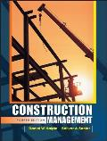 Construction Management (4TH 11 Edition)