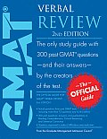 Official Guide For Gmat Verbal Review 2nd Edition