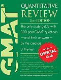 Official Guide for GMAT Quantitative Review 2nd Edition