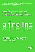 A Fine Line: How Design Strategies Are Shaping the Future of Business Cover