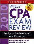 Wiley Cpa Exam Review 2010 Business Env