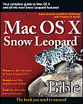 Bible #586: Mac OS X Snow Leopard Bible