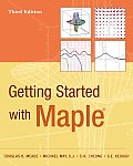 Getting Started With Maple (3RD 09 Edition)