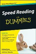 Speed Reading for Dummies (For Dummies)