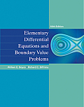 Elementary Differential Equations & Boundary Value Problems