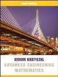 Advanced Engineering Mathematics (10TH 11 Edition)