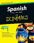 Spanish All-In-One for Dummies (For Dummies)