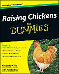 Raising Chickens for Dummies (For Dummies)