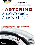 Mastering Autocad 2010 and Autocad LT - With DVD (09 Edition)
