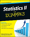 Statistics II for Dummies (For Dummies) Cover