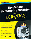 Borderline Personality Disorder for Dummies (For Dummies) Cover