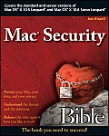 Mac Security Bible (Bible) Cover