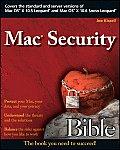 Mac Security Bible (Bible)