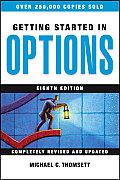 Getting Started In Options 8th Edition