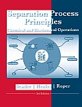 Separation Process Principles (3RD 11 Edition)