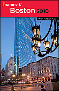 Frommer's Boston [With Map] (Frommer's Boston) Cover