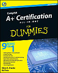 CompTIA A+ Certification All In One for Dummies 2nd Edition