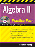 Algebra II Practice Pack [With CDROM] (CliffsNotes)