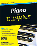 Piano for Dummies [With CDROM] (For Dummies)