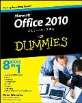 Microsoft Office 2010 All in One For Dummies