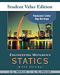 Engineering Mechanics: Statics (Volume 2), Update (6TH 10 - Old Edition) Cover