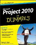 Project 2010 for Dummies (For Dummies) Cover