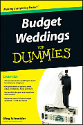 Budget Weddings for Dummies (For Dummies) Cover