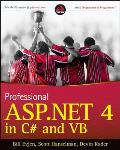 Professional Asp. Net 4 : in C# and VB (10 Edition)