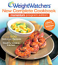 Weight Watchers New Complete Cookbook Momentum Program Edition