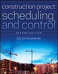 Construction Project Scheduling and Control (2ND 10 Edition)