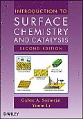 Introduction to Surface Chemistry & Catalysis 2nd Edition